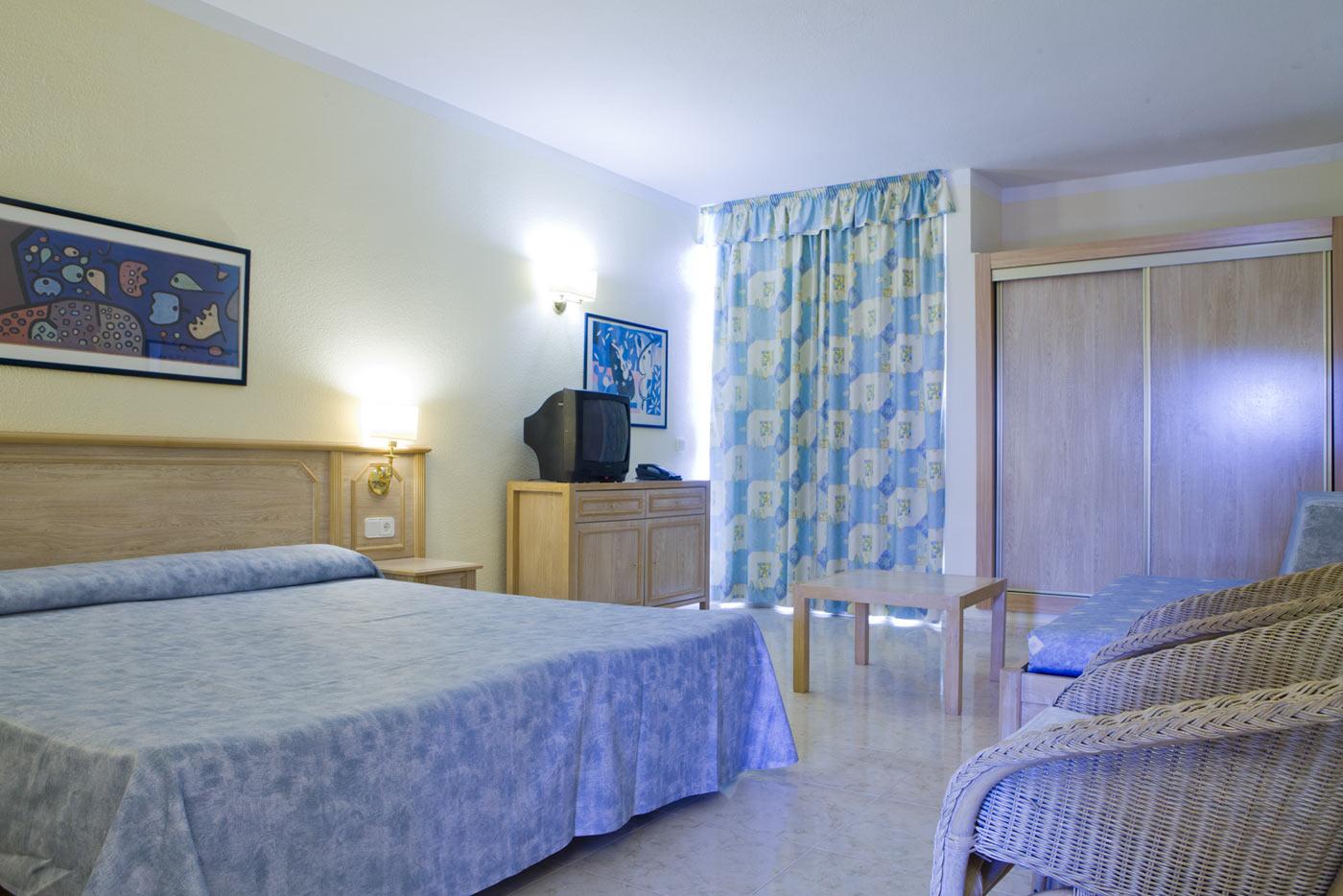 Reforma Hotel Portinatx Barceló